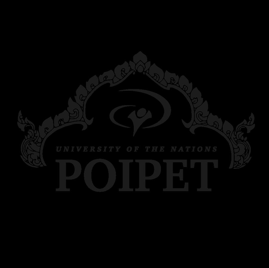 UofN Poipet Logo - Black